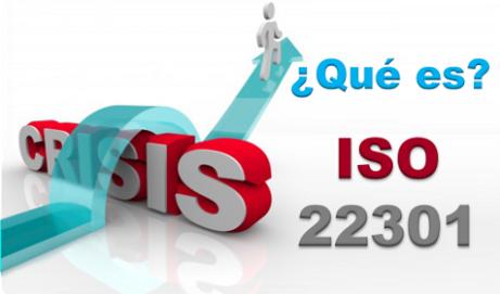 ¿Que es ISO 22301?